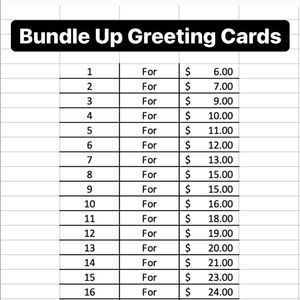 Bundle up Greeting Cards